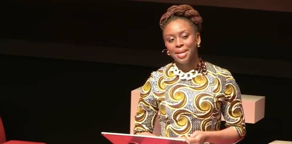 Public speaking lessons from Chimamanda