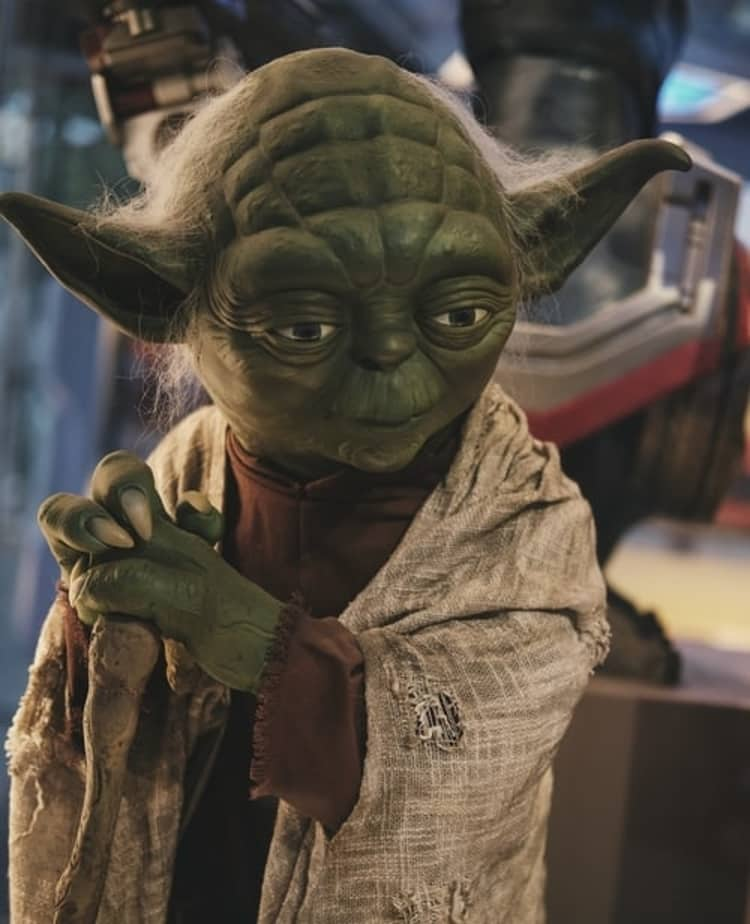 The movie, 'Star Wars' features various poetic devices in its script