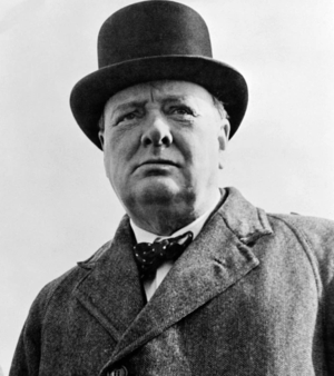 Winston Churchill's 'We Shall Fight on the Beaches' used poetic devices to create an impact.