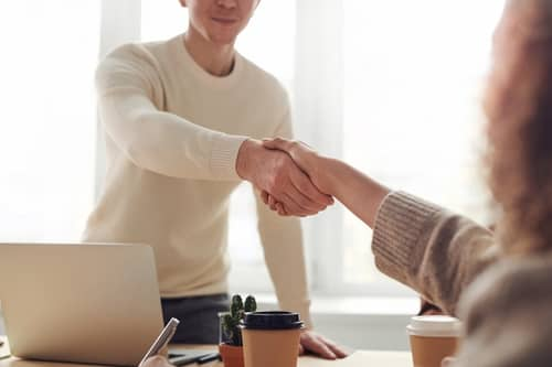 An instance of interaction taking place between two people, is it conversation or communication?