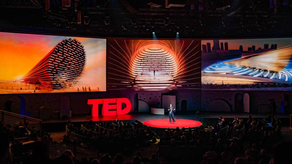 how to give a TED style talk